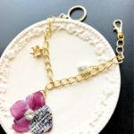 レジュフラワー,jewelry box KUMI