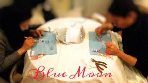 Blue Moon,レジュフラワー